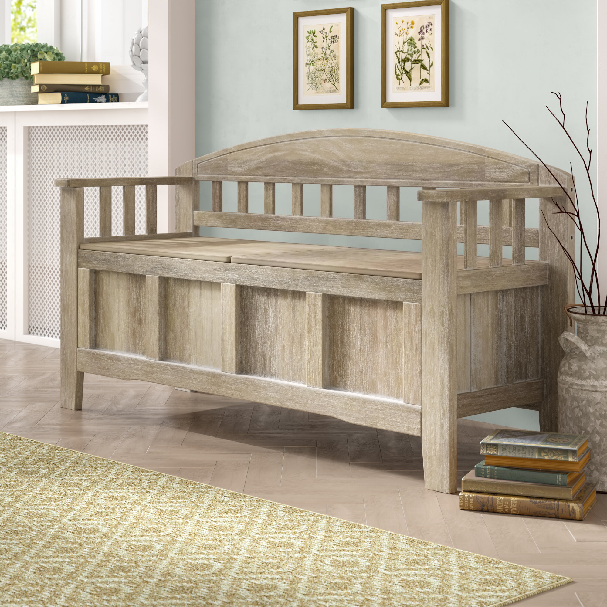 Picture of: Entryway Wooden Benches You Ll Love In 2020 Wayfair