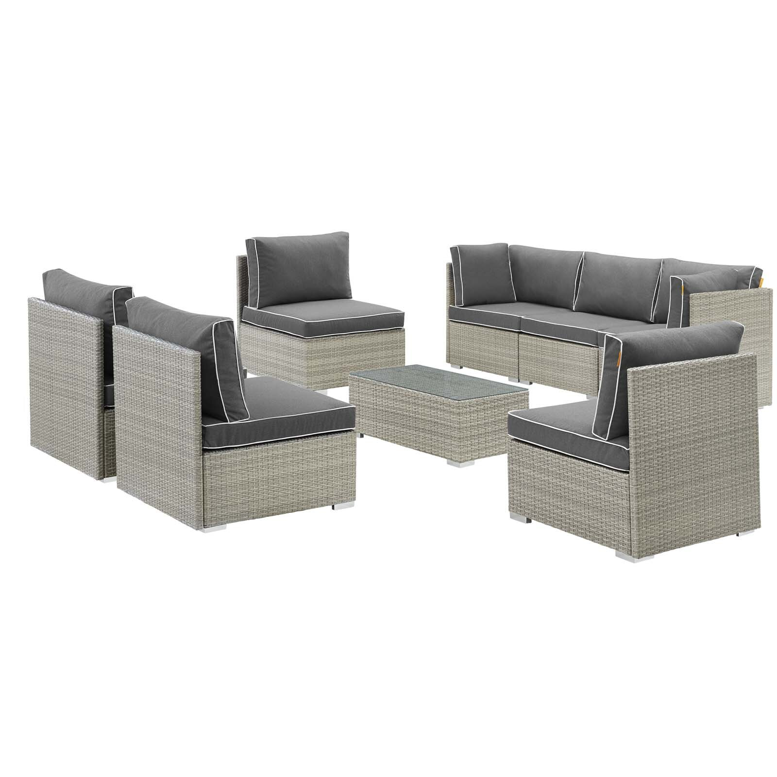 Patio Fire Pit Patio Conversation Sets You Ll Love In 2021 Wayfair