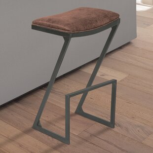 Ishaan 30 Bar Stool Orren Ellis
