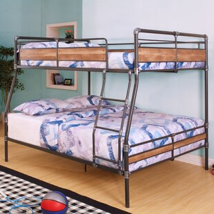 Great choice Eloy Full Over Queen Bunk Bed by Harriet Bee Reviews (2019) & Buyer's Guide