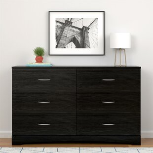 Poulson 6 Drawer Chest By Andover Mills