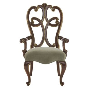Villa Medici Upholstered Dining Chair (Set of 2) Bernhardt
