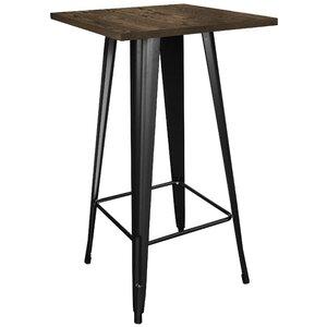 Kori Loft Black Pub Table