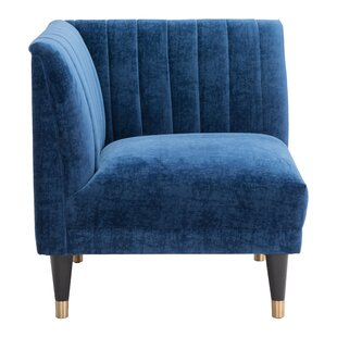Everly Quinn Coleford Barrel Chair