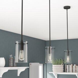 Lighting pendants glass Hanging Quickview Nestcouk Pendant Lighting Youll Love Wayfair