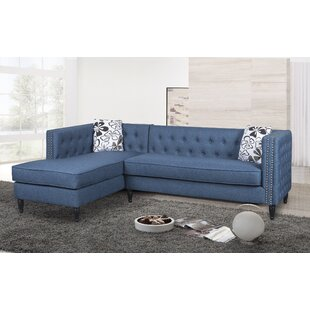 Gosford Tufted and Naihead Sectional