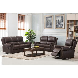 Cavazos Reclining Configurable Living Room Set
