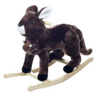 Affordable Kali and Little Joey The Kangaroos Rocker ByHappy Trails