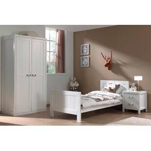 Aldrich 3 Piece Bedroom Set By Harriet Bee