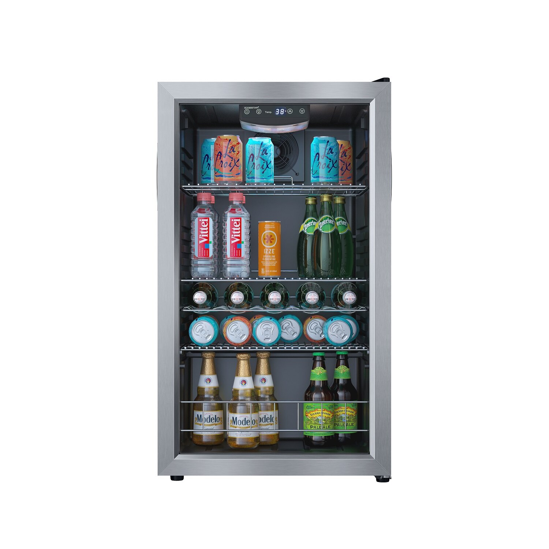 Edgestar 105 Can Convertible Beverage Refrigerator Reviews Wayfair