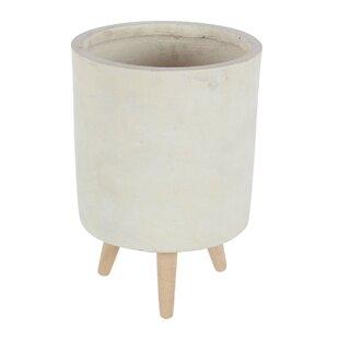 3-Piece Beachwood Pot Planter Set