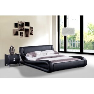 Brannan Upholstered Platform Bed