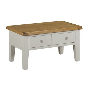 LaSalle Coffee Table With Storage By August Grove