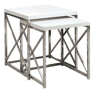 Hitching 2 Piece Nesting Table Set