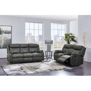 Morphew Drop Reclining Down Table Configurable Living Room by Winston Porter