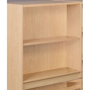 Library Starter Single Face Standard Bookcase by Stevens ID Systems New Design