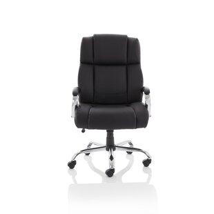 Texas High Back Executive Chair By Ebern Designs