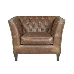 Didcot Chesterfield Chair by Darby Home Co