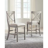 Hermoth Bar Stool (Set of 2) by Gracie Oaks