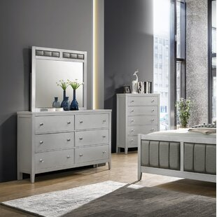 Bargain Goldendale 6 Drawer Double Dresser by Orren Ellis