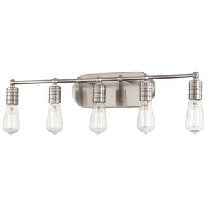 Emory 5-Light Vanity Light