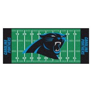 b3bfe29d4 NFL - Carolina Panthers Football Field Runner