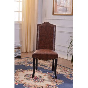 Corzano Designs Classic Parsons Chair (Set of 2)