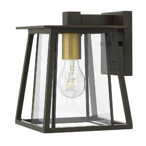 Walker 1-Light Outdoor Wall Lantern