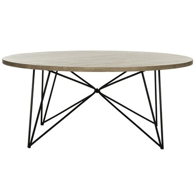 Wood Round Coffee Tables You Ll Love In 2019 Wayfair