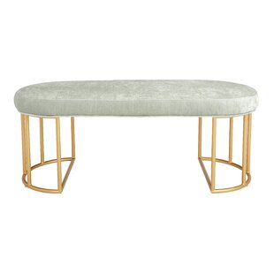 Kirkley Upholstered Bench by Mercer41