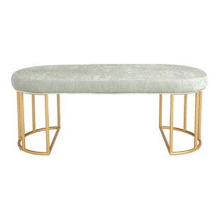 Kirkley Upholstered Bench by Mercer41