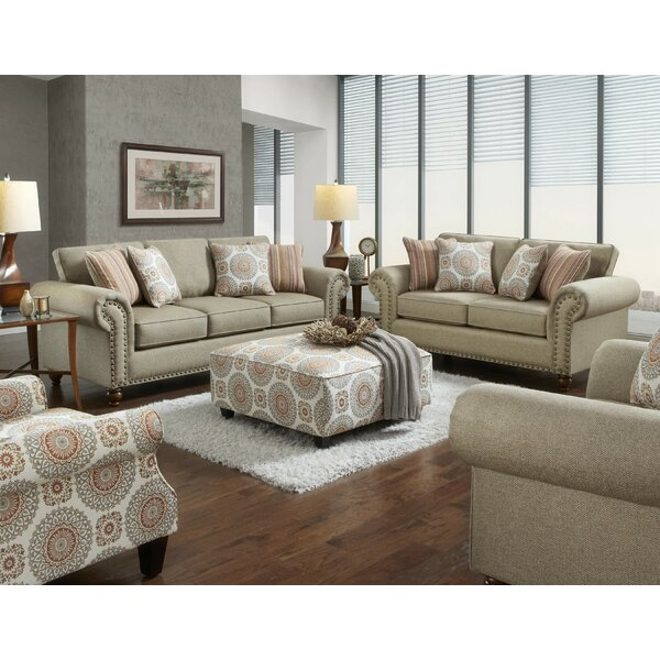Red Barrel Studio Hamblin Configurable Living Room Set Reviews Wayfair