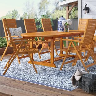 Cadsden 9 Piece Extendable Dining Set