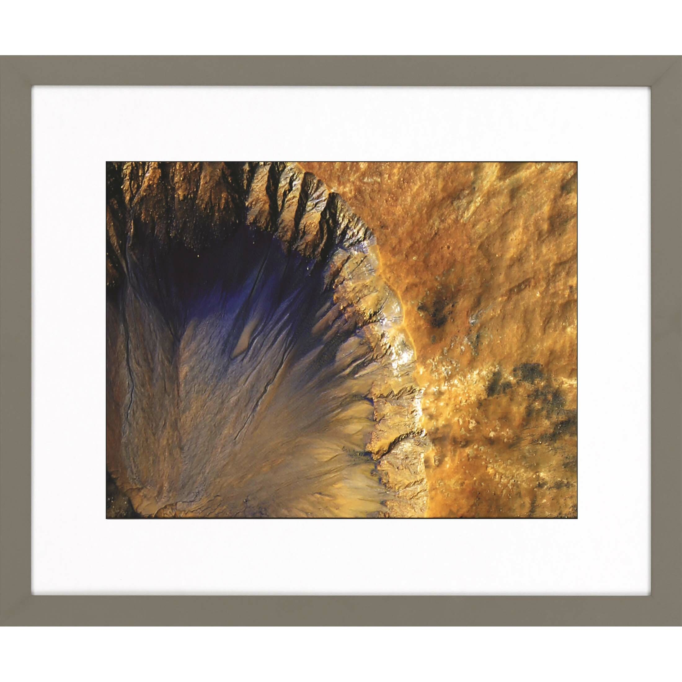 Latitude Run Up In The Air Iii By Langdon Picture Frame Print On Paper Wayfair