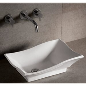 Isabella Single Bowl Speciality Vessel Bathroom Sink