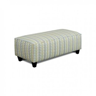 Darby Home Co Don Transitional Ottoman