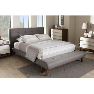 Boswell Upholstered Platform Bed