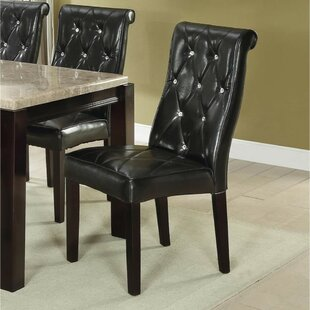 Desi Upholstered Dining Chair (Set of 2)