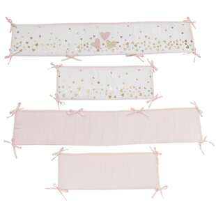 Great choice Confetti 4 Piece Crib Bumper ByLambs & Ivy