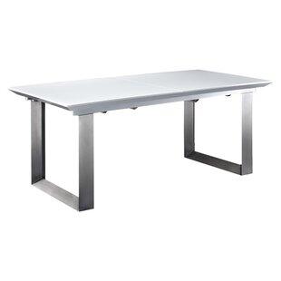 Orren Ellis Womack Extendable Dining Table