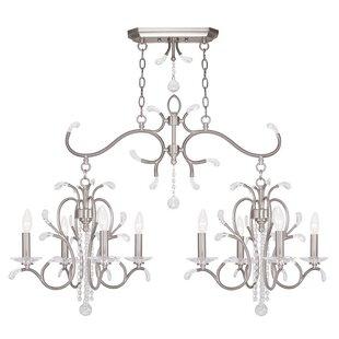 Astoria Grand Cleere 8-Light Chandelier