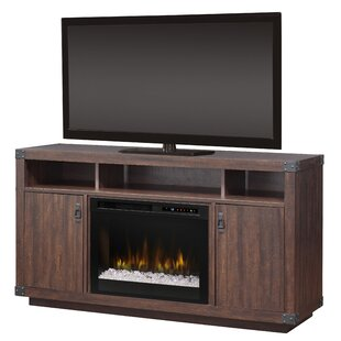 Firebox 59.375 TV Stand with Fireplace By Dimplex
