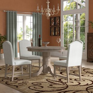 Barwick 5 Piece Dining Set Charlton Home
