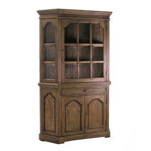 Waite Display Cabinet By August Grove
