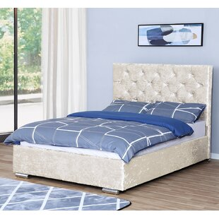 Humberto Upholstered Ottoman Bed By Willa Arlo Interiors