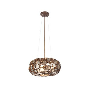 Varaluz Fascination 3-Light Globe Chandelier