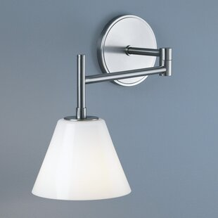 Amber Swing Arm Lamp By ILEX Lighting