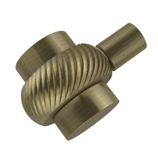 Circle Novelty Knob by Allied Brass