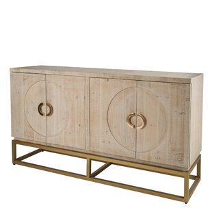 Darrius Wood Sideboard