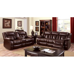 Top Reviews Genriche Reclining Configurable Living Room Set by Hokku Designs Reviews (2019) & Buyer's Guide